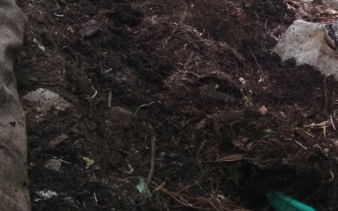 Agri waste composting