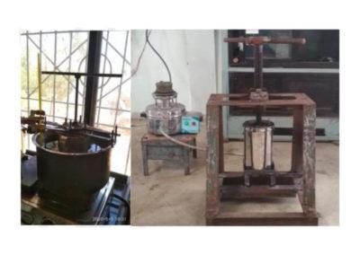 Belling machine