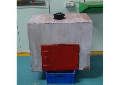 Cooler for street vendor