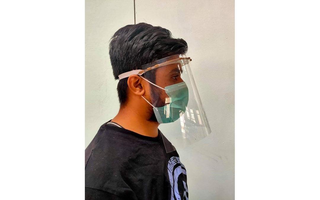 Faceshield/mask