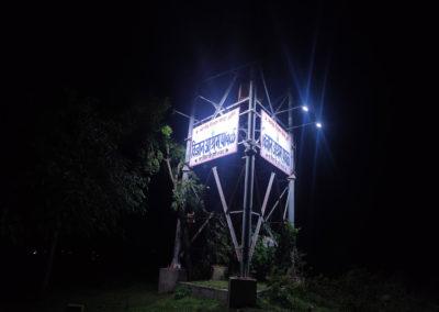 solar lighting system(Display)