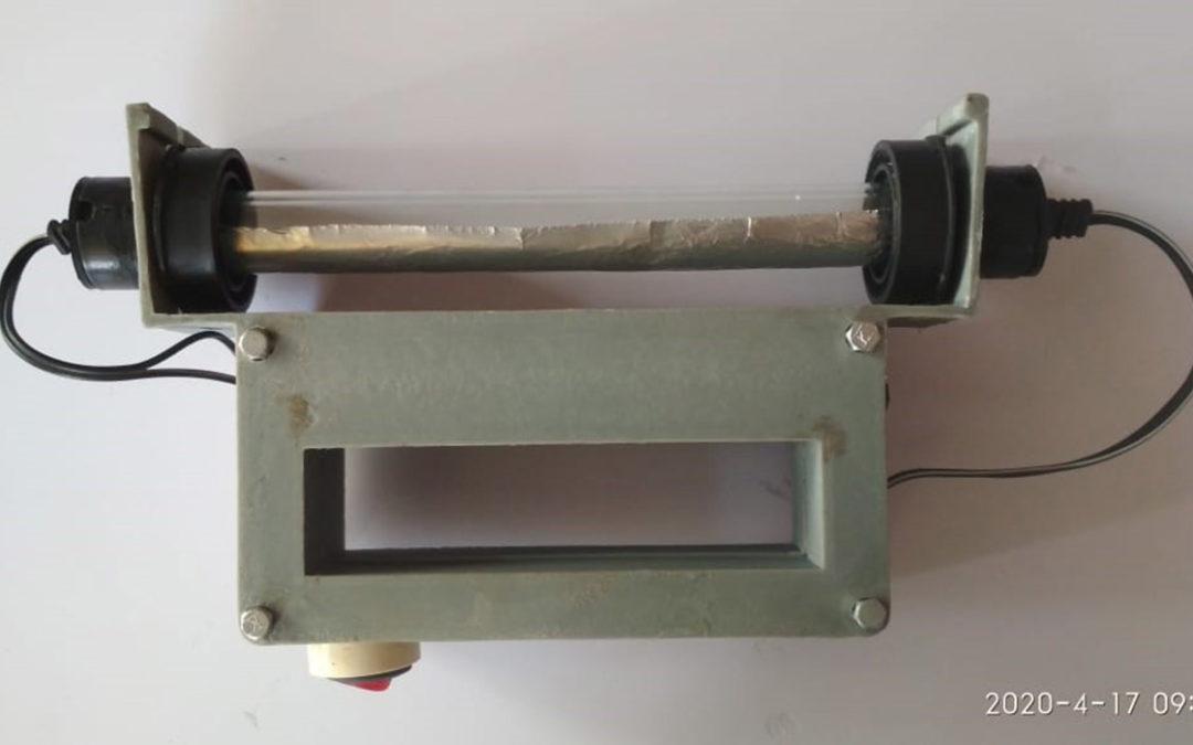 UV disinfection box/torch