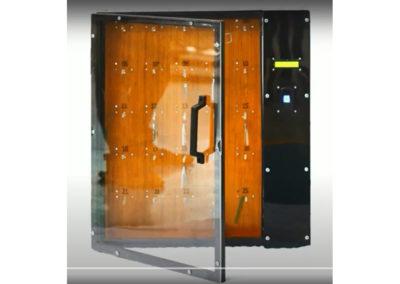 Biometric Key security system