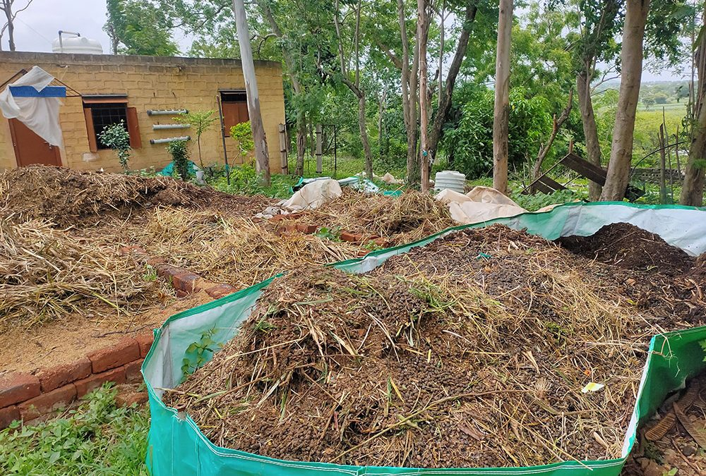 Agriculture Composting