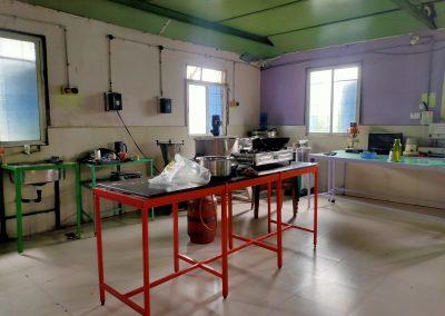 Food Lab in Vigyan Ashram