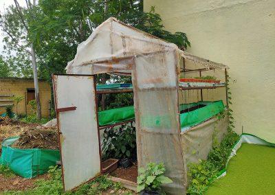 Urban Farming Kitchen Garden